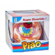 Pião Super Divertido - Fenix Brinquedos TY226
