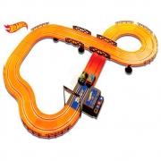 Pista Autorama Hot Wheels Track Set 380cm - Multikids
