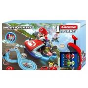 Pista Elétrica Mario Kart Luigi Nintendo 2,9m 1/50 - Carrera