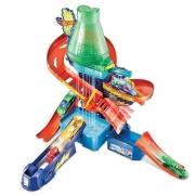 Pista Hot Wheels Estação Científica - Mattel