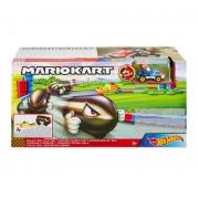 Pista Hot Wheels Mario Bros Kart Bullet Bill Mattel - GKY54