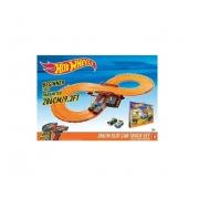 Pista Hot Wheels Track Set 286cm Basic MULTIKIDS BR081