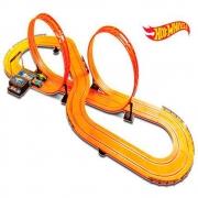 Pista Hot Wheels Track Set Deluxe 632 Cm Multikids