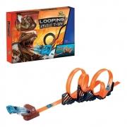 Pista Looping Ataque T-Rex - Art Brink