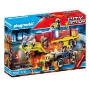 Playmobil Carro de Bombeiros com Caminhão - Sunny