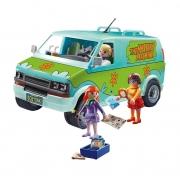 Playmobil Máquina de Mistério Scooby Doo Sunny