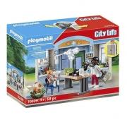 Playmobil Play box Clinica Veterinaria para Pets - Sunny