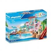 Playmobil Sorveteria a Beira-Mar Family - Sunny