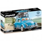 Playmobil Volkswagen Beetle Fusca Azul Sunny
