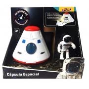 Playset Cápsula Espacial Astronautas - Fun