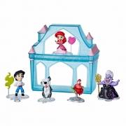 Playset e Mini Bonecas - Disney - Castelo Princesa Ariel  - Hasbro E9070