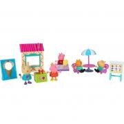 Playset e Mini Figuras Peppa Pig Hora de Brincar - Sunny