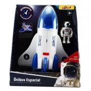 Playset Ônibus Espacial Astronautas - Fun
