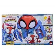 Playset Spidey And His Amazing Friends - Aranha - Hasbro