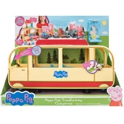 Playset Van de Acampamento Peppa Pig - Sunny
