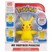 Pokemon Meu Parceiro Pikachu Com Luz e Som - Sunny 2612