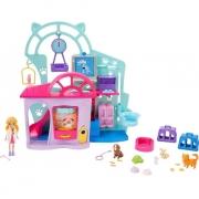 Polly Pocket Clínica Veterinária da Polly - Mattel