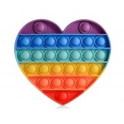 Pop Fun - Pura Diversão - Coração - Arco-íris - Yes Toys