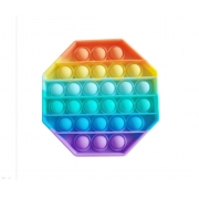 Pop Fun - Pura Diversão - Octógono - Arco-íris - Yes Toys
