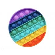 Pop Fun - Pura Diversão - Redondo - Arco-íris - Yes Toys