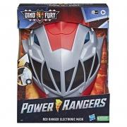 Power Ranger Mascara Eletrônica Vermelho - Hasbro