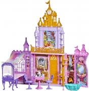 Princesas Disney - Castelo de Celebrações Portátil - Hasbro