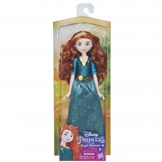Princess Merida Shimmer Brilho Real, com acessórios - Hasbro0903
