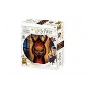 Quebra-Cabeça 3D Fawkes Harry Potter 300 Peças - BR1324 Multikids