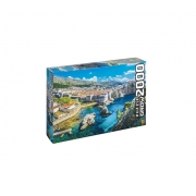Quebra-Cabeça Dubrovnik Puzzle 2000 pçs - Grow