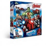 Quebra-Cabeça Grandão 120 Peças - Disney - Marvel - Os Vingadores - Toyster