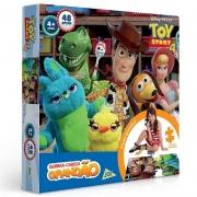 Quebra-Cabeça Grandão 48 Peças - Toy Story 4 - Toyster