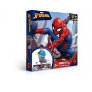 Quebra-Cabeça Grandão Spider-Man 120 Peças - Toyster