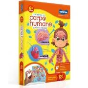 Quebra-Cabeça Por Dentro do Corpo Humano 100 peças - Toyster 2785