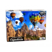 Quebra-Cabeça Puzzle - Capadócia - 500 peças - Pais&Filhos