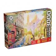 Quebra-Cabeça Puzzle Montmartre - 3000 peças - Grow