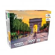 Quebra Cabeça Puzzle Paris - 500 Peças