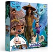 Quebra-Cabeça Raya e o Último Dragão Disney - Quebra-cabeça 120 - Toyster 2863