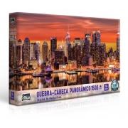 Quebra-Cabeça Skyline De Manhattan 1500 Peças - Toyster