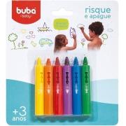Risque e Apague Para Azulejos - Brinquedo de Banho - Buba
