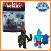 Roblox Game Pack Action Pirata e Shark People - Sunny 2212