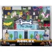 Roblox Playset De Luxo Adopt Me: Pet Store - Sunny 2216