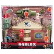 Roblox Playset De Luxo Jailbreak Museum Heist - Sunny 2217