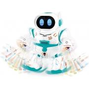 Robô de Brinquedo Max Dance Com Luz e Som - Polibrinq