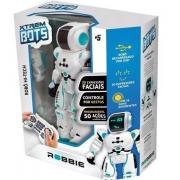Robo Robbie Xtrem Bots Com Controle Remoto - Fun 00235