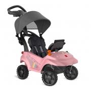 Smart Baby Comfort Carrinho de Passeio Rosa - Bandeirante
