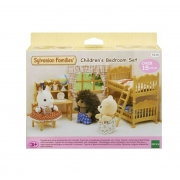 Sylvanian Families - Conjunto Quarto Infantil - Epoch 5338