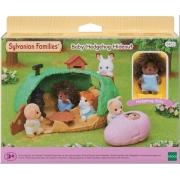 Sylvanian Families Esconderijo do Bebê Porco Espinho - Epoch