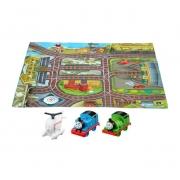 Tapete Ginásio Thomas e Friends com Locomotivas - Mattel