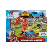 Thomas e seus Amigos Circuito Cássia Guindaste - Mattel