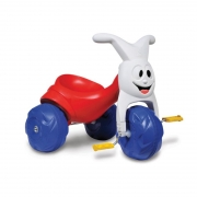 Triciclo Tico-Tico Bandeirante Europa